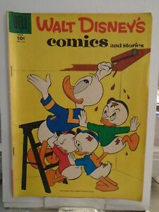 Dell WALT DISNEY'S COMICS AND STORIES #212 (1958) Scamp, Mickey Mouse, Goofy