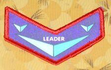 ~ Atari Video Game Vintage 80's Activision Award Patch -- Starmaster Leader ~