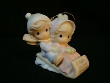 New ListingPrecious Moments Ornament-1'St Christmas Together-Limited Edition 1999-With Box
