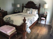 queen bedroom set used