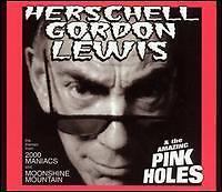 HERSCHELL GORDON LEWIS 2TRX CD GODFATHER OF GORE HORROR