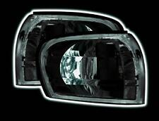 SUBARU Impreza Front Corner Lamp Side Lights Crystal Black Design Classic Shape
