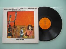 Page / Williamson / Auger - Jam Session, France 1975, LP, Vinyl: m-