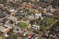 KY Lexington Transylvania college CAMPUS AERIAL VIEW 1959-64 6x9 postcard