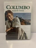 Columbo - The Complete Third Season (DVD, 2013, 4-Disc Set)