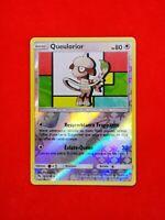 157/214 carte Pokemon SL8 Tonnerre Perdu Card Game REVERSE QUEULORIOR