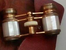 More details for antique opera glasses  mother of pearl