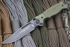 "folding knife ""Officer 2 M"", Steel AUS-8, blade 4,37 in (NOKS)"