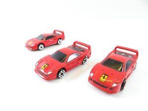 Matchbox Mini Ferrari Konvolut #1450