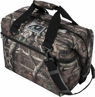 AO Coolers Original Soft Cooler with High-Density Insulation, Mossy Oak, 24-Can
