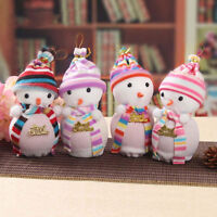 SNOWMAN DOLL CHRISTMAS APPLE DRAWSTRING PACKAGING GIFT BAG XMAS DECORATION NICE