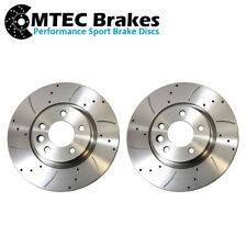 VW TRANSPORTER VAN 1.9 TDi 2.5 TDi 4Motion T5 2003-2010 FRONT BRAKE DISCS 333mm