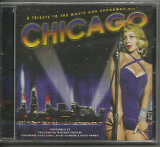 TRIBUTE TO THE MOVIE & BROADWAY HIT - CHICAGO - LONDON WESTEND SINGERS, FEAT. PA
