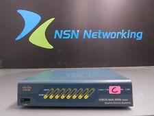 Cisco Asa5505 Asa5505-Bun-K9 Adaptive Security Appliance Base License Lot C