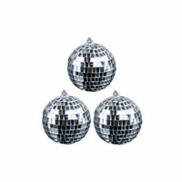 Mirror Glass Disco Ball DJ Dance Home Party Club Stage Lighting Party Decor