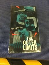 DT1- The Outer Limits - DOUBLE FEATURE (Sealed VHS) The GUESTS / The Special One