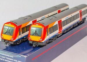 Bachmann 32-452 OO Gauge, Class 170/3 two car DMU, 170302 in Southwest Trains