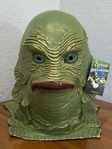 Creature From The Black Lagoon Mask Universal Monsters Trick Or Treat Studios