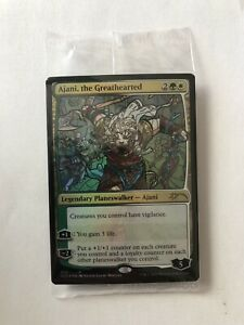 Ajani, The Greathearted Stained Glass Planeswalker