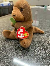 New listing Ty Beanie Baby Babies Seaweed The Otter With Tags Style - 4080