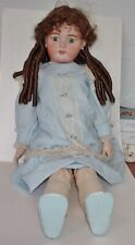 "ANTIQUE 32"" GERMAN HALBIG S & H 1079 DEP 14 DOLL"