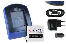 Chargeur+Batterie -USB- NB-8L pour Canon PowerShot A3300 IS, A3350 IS