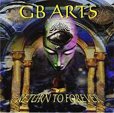 GB ARTS - Return to forever ! (c) 1998 Heavy Metal B-Mind Records – ISS 693200