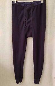 Joe Boxer Mens Blue Thermal Pants Size M