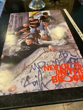 vintage new kids on the block Poster 21/32