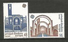 Cept / Europa    1987    Andorra-Esp    **