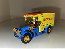 Matchbox Models of Yesteryear Power of the Press 1910 Renault AG Le Figaro YPP01
