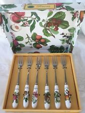 Portmeirion - set 6 forchettine - Pomona - 15,5 cm.