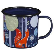Night Enamel Mug in the Folklore Collection by Wild & Wolf
