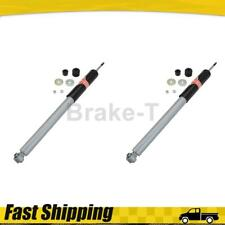 Pair Set of 2 Rear Gas-a-just KYB Shock Absorbers for Mercedes W210 S210 E300