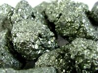 PYRITE ROUGH ROCKS Specimens - 2 1/2 LB Lot - Fools Gold - NICE - FREE SHIPPING