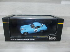 IXO 1/43 - Lotus Elite #44 R.Masson - C.Laurent  Le Mans 1960