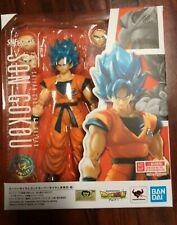 Bandai S.H.Figuarts DragonBall BROLY SUPER SAIYAN GOD SSGSS SON GOKU *BEST PRICE