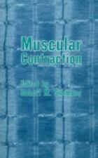 Muscular Contraction, , Very Good Book