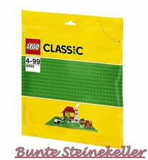 "LEGO® 10700 Grüne Grundplatte Bauplatte ""Rasen"" 32x32 Noppen in grün ! NEU & OVP"