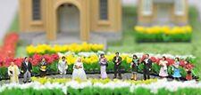 "Tomytec Ningen 117 Model People ""Wedding Party"" 1/150 N scale"