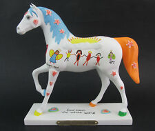 Trail of Painted Ponies- Childrens Payers Pony Horse Figurine