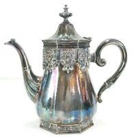 Gorham EP Coffee Tea Pot YC1652