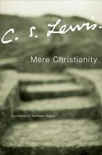 Mere Christianity by C. S. Lewis (2001, Hardcover)