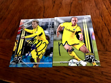 Columbus Crew 2013 TOPPS MLS Partially Signed TEAM SET cards Current Roster!!!