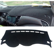 For Chevrolet TRAX 2017 Dashboard Dash Mat DashMat Sun Cover Pad black