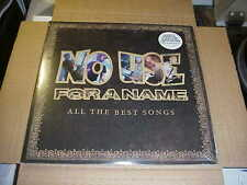 LP:  NO USE FOR A NAME - All The Best Songs 2xLP NEW SEALED Tony Sly
