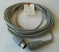 2x Neumann Gefell RFT C65 7 pin cable 10m MV691 MV692 PM750 PM860 Mikrofon Mic