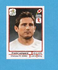 PANINI-EURO 2012-Figurina n.500- LAMPARD - INGHILTERRA -NEW WHITE BOARD