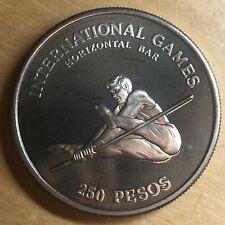 Guinea-Bissau 1984 250 Pesos; X-2; Proof  - Horizontal Bar (#cr168)