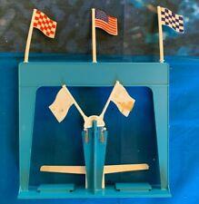 Rare Vintage 1970 Matchbox Superfast SF-5 Double Track Finish Gate Mint Lesney